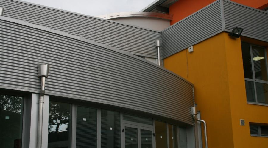 Rivestimento facciate esterne rimozione amianto tetti - Facciate esterne ...