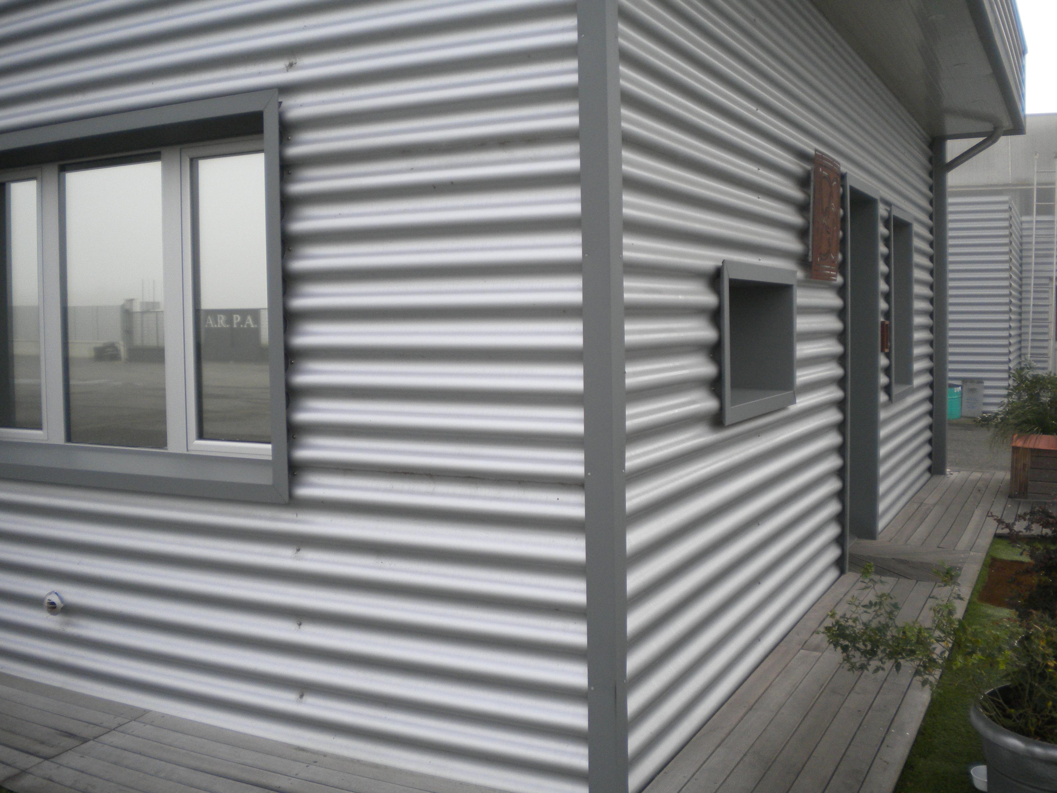 Rimozione amianto tetti coperture Brescia – pannelli per rivestimento pareti esterne